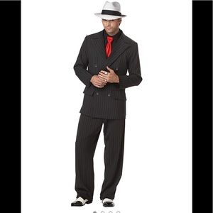 Mob Boss Deluxe Costume Size M